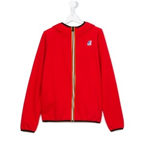 K Way Kids - teen Le Vrai 3.0 jacket - kids - コットン/ポリエステル - 16 yrs