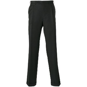 Canali - tailored trousers - men - ウール - 54