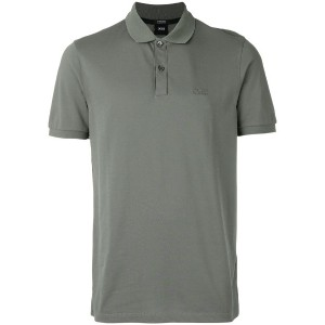 Boss Hugo Boss - classic polo shirt - men - コットン - M