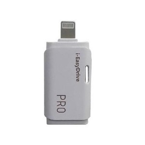 【マーサ・リンク】i-EasyDrive Apple 8ピン ドック&Micro USB Fe- USB2.0 M to Micro SD/TF カードリーダー Micro USB-USB...