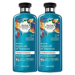 Herbal Essences Biorenew Argan Oil of Morocco Repair Conditioner, 13.5 FL OZ (2 Count) [並行輸入品]