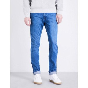 リーバイス levi's メンズ ボトムス ジーンズ【512 line 8 slim-fit stretch-denim jeans】Ot blue scrape l