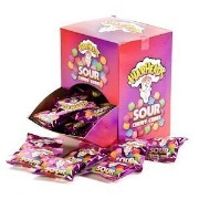 Warheads Sour Chewy Cubes Changemaker 42 ct box by Warheads [並行輸入品]