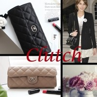 ★Clutch Shoulder Bag ★ クラッチ&ショルダーバッグ/LUXURY BAG/HOLLYWOOD STYLEブランドレベルの品質 ショルダーバッグショルダー/ポーチ/ハロウィン 衣装