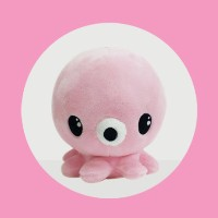 ★Blue Sea of Legend Pink Octopus doll★ 12cm 20cm 25cm Korean Drama l / Plush doll / kpop