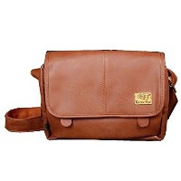 Sziqiqi / Men s Quality Leather Shoulder Messenger Bag Cross Body Satchel Bookbag Student/Black...