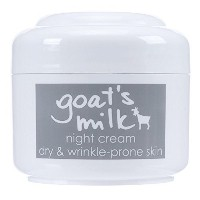 (Ziaja) Goat s Milk Night Cream - Face Cream
