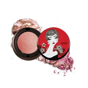 クリオ Korean Cosmetics_Clio Art Blusher