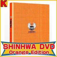 SHINHWA - 10th Anniversary Concert Orange Edition DVD (再発売予約)