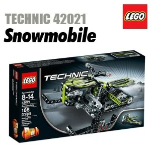 ◆LEGO Snowmobile_42021◆100% Genuine 2014 New TECHNIC/christmas GIFT!/Best Hits/lego/technic/gift...