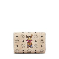 ★【MCM 正規品】★RABBIT Medium Wallet★MYM6AXL52IG★【EMS無料発送】★