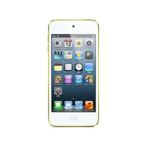 iPod touch MD715J/A [64GB イエロー]