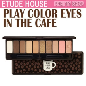★ETUDE HOUSE★ Play color eyes in the cafe プレイカラーアイズ・イン・ザ