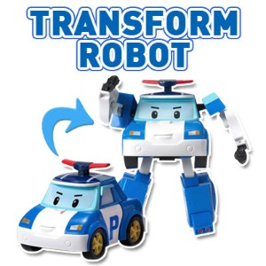 ★transform robot★ Toys / Make / Robocar Poli / Childrens gifts / Character toys / Birthday gifts /...