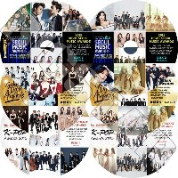 【K-POP DVD】☆2015歌謡際 set(6DISK) ★Golden Disk2015+Seoul Awards2015+Gaon Awards2015【LIVE DVD】