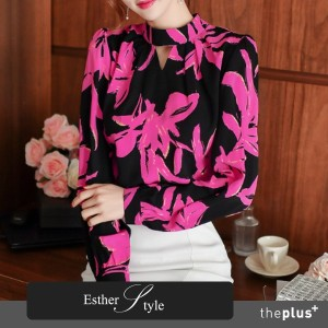 [Esther Style] Obwer Blouse / premium blouse / color blouse / made in korea