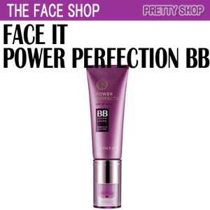 ★The Face Shop★[1+1] Face It Power Perfection BB Cream SPF37 PA++ 40g