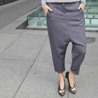 [zoozoom] Cabra napping baggy pants 2color / 18935