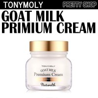 ★TonyMoly★ NATURALTH GOAT MILK PREMIUM CREAM(60ml)