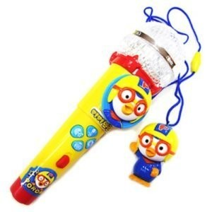 [JY Korea] Pororo Korea Sing Sing Microphone for Over 37 Month
