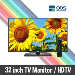 Orion 32inch Wide Angle HDTV Monitor OLT-3202AH / LED TV Monitor / 6ms Responding Speed / 2.0ch...