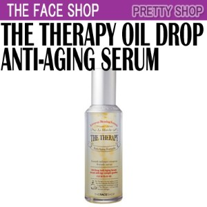 ★The Face Shop★ The Therapy Oil Drop Anti-aging Serum 45ml