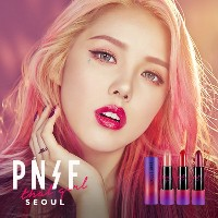 Make-up Artist PONYs New Brand Pony Effect Seoul That Girl Outfit Lipstick SPF14