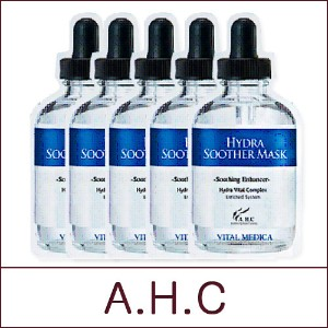 [A.H.C] AHC ? Hydra Soother Mask 30g (5pcs in 1pack)