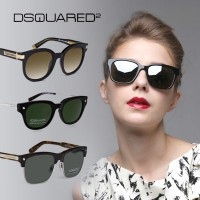Dsquared2 Unisex Sunglasses【100% Authentic★Free shipping】UV protection Polarized Disgner Glasses Opt