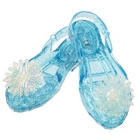 (Disney Frozen) Disney Frozen Elsa Icy Blue Shoes
