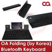 [OA Korea] iOs Android OA Folding Portable Bluetooth Keyboard/ Wireless/ Tablet/ Foldable/ Windows/...