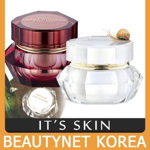 [Its Skin] Prestige Creme Ginseng Descargot 60ml/Prestige Syn-Ake Agetox Cream 50ml/Prestige Creme...