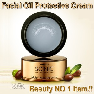 ★Korea Beauty TOP 1 Ranking Cream★SCINIC Moist Facial Oil Protective Cream 30ml/7 Kinds Vegetable...