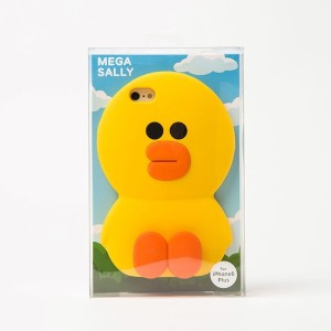 Naver Line Friends Official Goods : Mega Sally Silicone iPhone 6/6S Plus Case