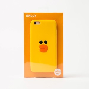 Naver Line Friends Store Official Goods Sally Silicon Phone Case for iPhone 6/6S Plus
