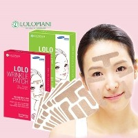 [LOLO ANTI-WRINKLE MEDI-TAPE PATCH]Korean NO.1 Taping Therapy for Wrinkle Free★TIME SALE 5+5free/10...