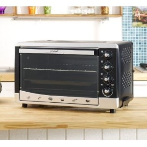 [WIZWELL] 43L electric convection oven CKF-4D / electric oven / grill / kitchen / cooking /...