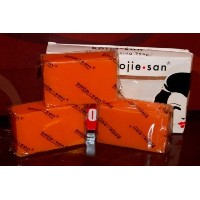[アメリカ直送]Kojie San Orange Kojic Whitening Soap (3 X 65 Grams)