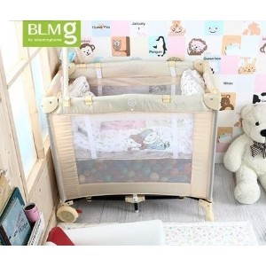 [BLMG] folding baby bed / mobile / Baby Products / chairs / toys / bedding