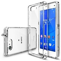 Sony Xperia Z3 Compact Ringke Fusion casing case/Eco Package