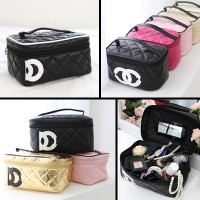 Makeupbox Pouch /ポーチ / Pouch/ ★★韓国で製作★★財布★/タバコケース/高級感/化粧品/コイン/宝石箱★coin wallet / Pouch/iphone5/バッグ