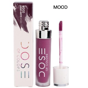 DOSE OF COLORS LIQUID MATTE LIPSTICK BERRY ME COLOR Dos of Colors Liquid Lipstick Lip Gloss Matte...