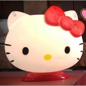 ?HELLO KITTY? LED Touch Lamp 364290 ? Baby Feeding Lamp / Night Touch Lamp / Portable LED Touch...