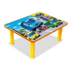 The Little Bus Tayo Children Study Desk/ Infant increasing learning ability