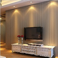 Plain colour 3D stereoscopic Codiaeum Non-woven Fabrics Wall Decals /wall Stickers TV/Sofa/Living...