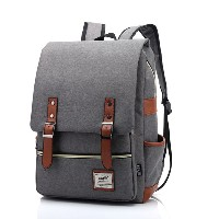 2016 preppy school bags backpack for girls teenagers cute canvas striped women backpack bag Female...