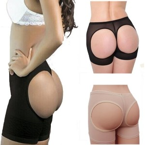 Sexy Women Shaper Panty Slim Underwear Booty Lifters Butt Enhancer Shorts Pants Perfect Wish MK
