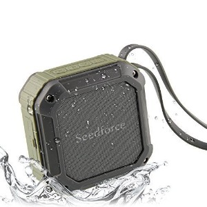 Seedforce Outdoor & Shower 5W Drive 16 Hours Playtime Bluetooth 4.1 Speaker