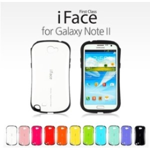 GALAXY Note2対応☆正規品☆M[iface]アイフェイスファーストクラスiバンパーケース/face First Class Bumper Case/ GALAXY Note II SC...