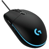 Logitech G102 IC PRODIGY ゲーミングマウス オプティカル 6000DPI 16.8M Color LED Customizing 6 Buttons -Bulk Package